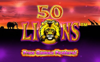 Live Life With 50 Lions